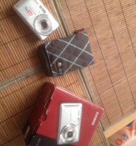 Фотоаппарат касио