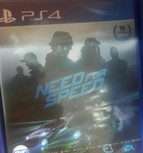 Need for Speed ps4 playstation 4