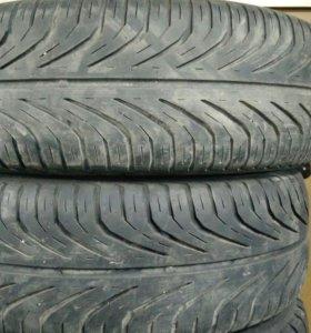 Лет.резина 185/60 с заводскими дисками ПРИОРА R14