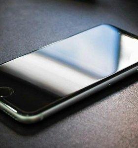 Стекло на iPhone 5 5s 6 6+ Samsung s7-edge