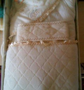Одеяло теплое для выписки