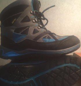 Ботинки Экко 38 размер
