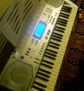 Синтезатор casio 800