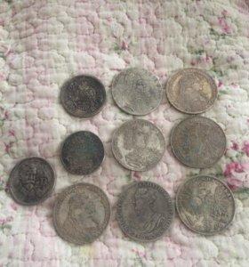 Смешные монетки