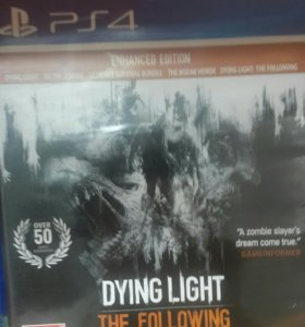 Dying Lights the following ps4 playstation 4