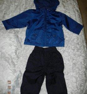 Ветровочный костюм futurino 74-80