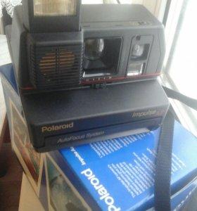 Palaroid фотоаппарат