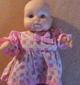 Кукла и платье