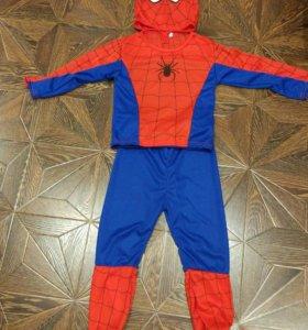Костюм Человек-паук на ребёнка