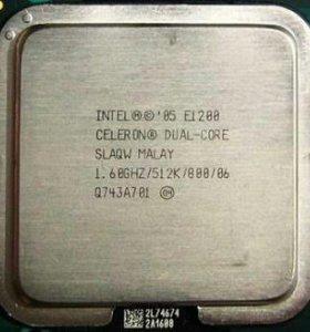 Процессор е1200