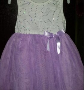 Новые платья для принцесс