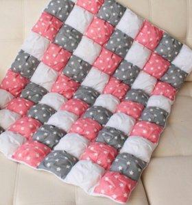 Бортики и одеяла бомбон