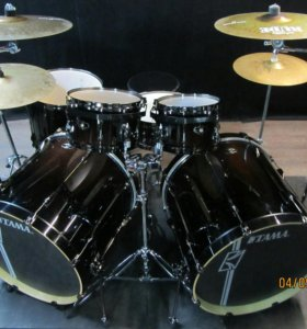 Tama Superstar Custom Hyperdrive (double bass)