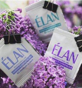 Гель-краска для бровей и ресниц Élan