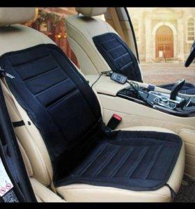 Автомобильный подогрев для сиденья + спины + Новый