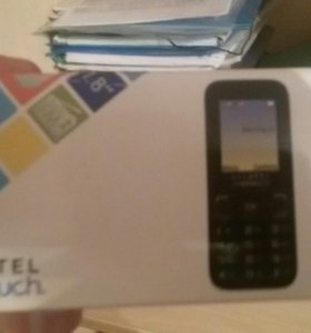 Alcatel one touch model 1016 d