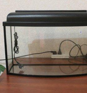 аквариум 25, 30, 45, 55 литров