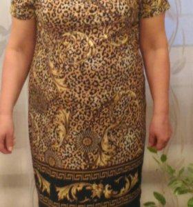 Платье  52 размер.