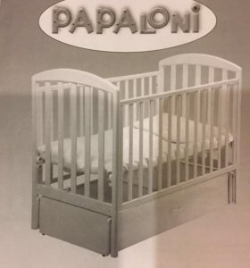 Продам кроватку Папалонни.