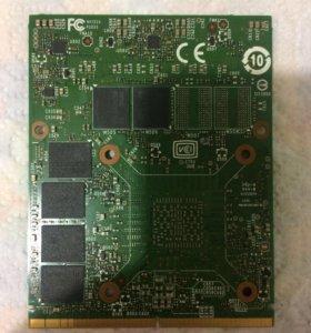 видеокарта для ноутбука GTX 870m