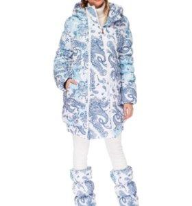 Зимняя куртка для беременных 2 в 1