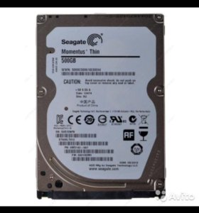 Жесткий диск для ноутбука 500 гб