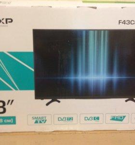 Новый Smart TV 43 дюйма.