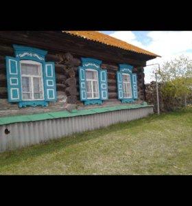 Жилой дом 55м2 на участке 15 сот.