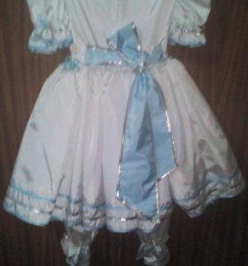 Платье мальвины