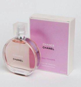 CHANEL CHANCE EAU TENDRE, 100 ml.