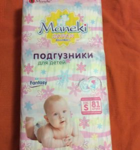 Подгузники манеки(Maneki)
