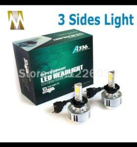 HB3 led 40w