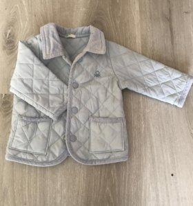 Куртка весна-осень Бенетон
