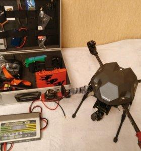 Квадрокоптер комплект для видеосъемки