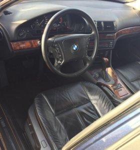 Продам BMW 530D 2000г.в