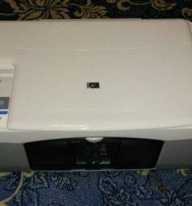 Принтер МФУ HP DeskJet F380
