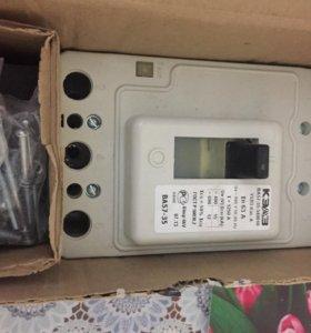 Автоматические выключатели новые по низкой цене