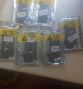 Аккумуляторы на iPhone. Оригинал