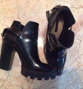 Ботинки Zara 40