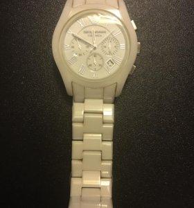 Часы наручные Emporio Armani AR1403 с хронографом