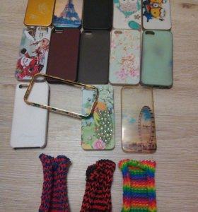 Чехлы для IPhone 5,