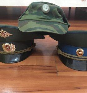 Военные фуражки
