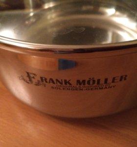 Новая кастрюля, Frank Muller