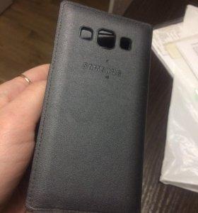 Чехол книжка на Samsung A3