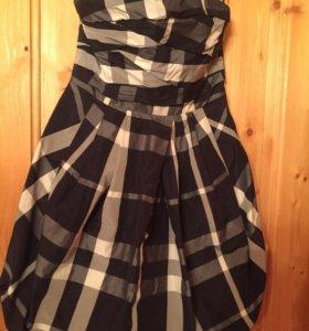 Платье коктельйное (выпускное)