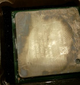Intel Celeron D 2.4 ghz/256/533mhz Socket 478