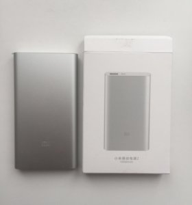 Power bank xiaomi mi 2 10.000mah новый