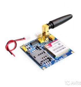 GSM модуль для arduino и др. Систем