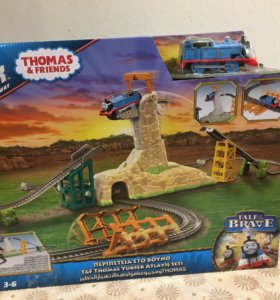 Томас и его друзья Побег от стихии