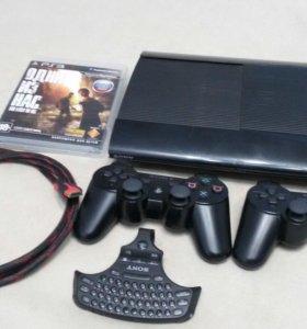 Playstation 3 super slim 500gb торг